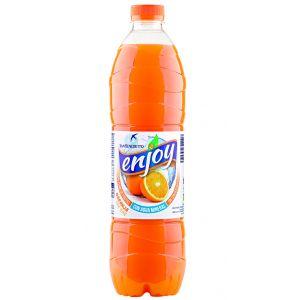 Refresco s/gas12% zumo naranja enjoy pet 1,5l