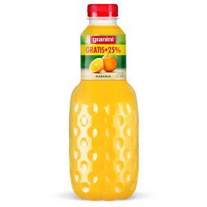 Nectar de naranja granini 1l+25% gratis