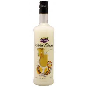 Cocktail sin alcohol  piña colada la celebracion 70cl