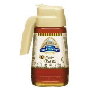 Miel dosificador granja san francisco 500g