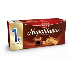 Galleta napolitana cuetara 231g