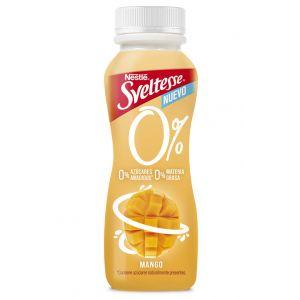 Yogur liq mango sveltesse 0% 180gr