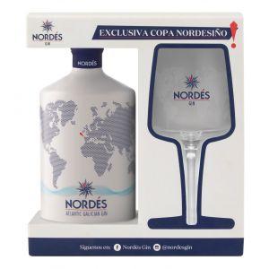 Ginebra nordes botella 70cl