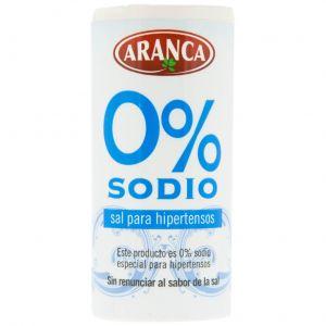 Sal 0% sodio aranca 250g