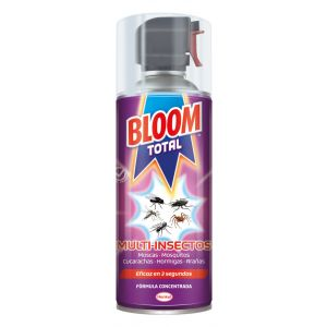 Insecticida multi-insectos bloom aerosol 400 ml