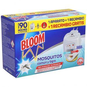 Insecticida bloom aparato + 2 recambios