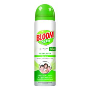 Repelente mosquitos bloom aerosol 100ml