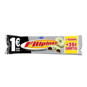 Galleta chocolate blanco filipinos 100g