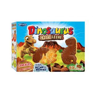 Galleta dinosaurios choco leche artiach 340g