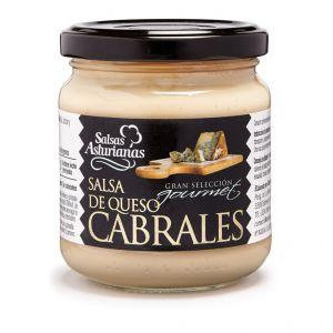 Salsa cabrales la asturiana tarro 190g