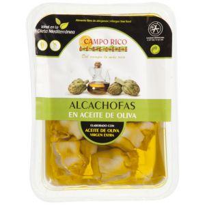Alcachofa en aceite de oliva campo rico 300g
