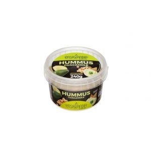 Hummus guacamole ensalandia 240gr