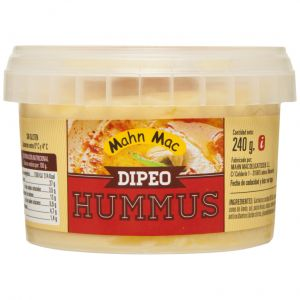 Hummus garbanzos clasico ensalandia 240g