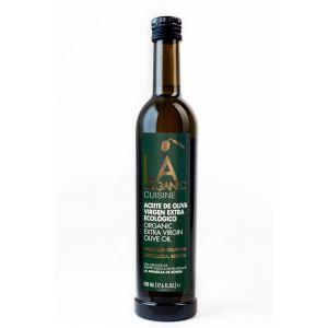 aceite de oliva virgen extra ecológico la organic 500ml