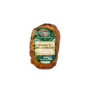 Redondo de pollo asado la carloteña pieza 340g