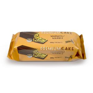 Pastel cake marmol chocolate mels  400g