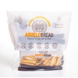 Picos art sin gluten abuelo bread  p5x25g