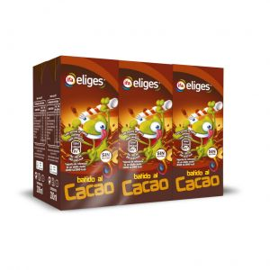 Batido cacao ifa eliges p6x200ml