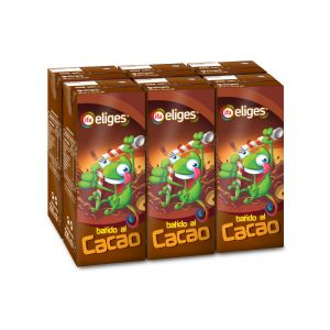 Batido cacao ifa eliges p6x200ml