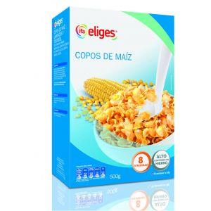 Copos de maíz ifa eliges 500g