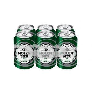 Cerveza malta molen bier lata 33cl