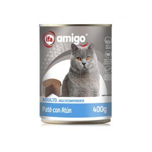 Comida gato atun ifa amigo 400g