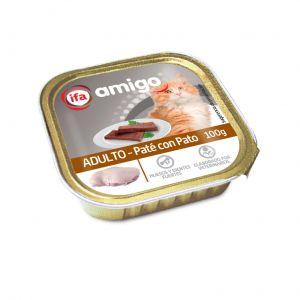 Comida gato pato ifa amigo 100g