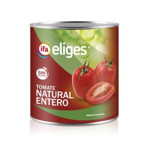 Tomate ent natur  ifa eliges lt 480g ne