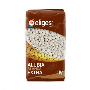 Alubia blanca ifa eliges 1k