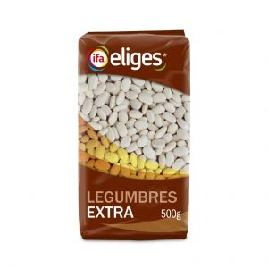 Alubia blanca ifa eliges 500 gr