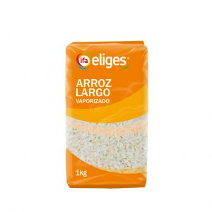 Arroz largo vaporizado  ifa eliges  1k