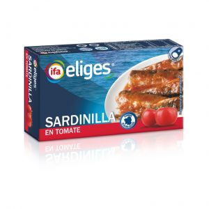 Sardinilla  tomate ifa eliges 6/10rr90 62gne