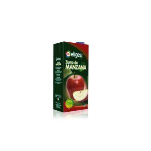 Zumo de manzana ifa eliges brik 1l