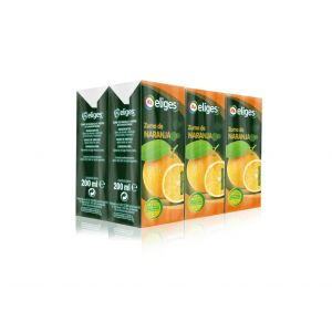 Zumo de naranja ifa eliges p-6 20cl
