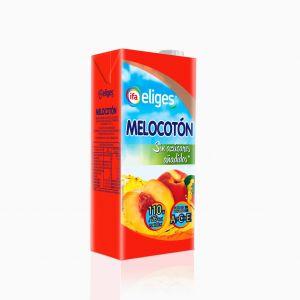 Nectar sin azucar de melocoton ifa eliges brik 1l