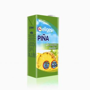 Nectar sin azucar de piña ifa eliges brik 1l