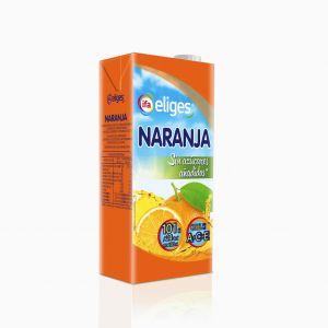 Nectar sin azucar de naranja ifa eliges brik 1l