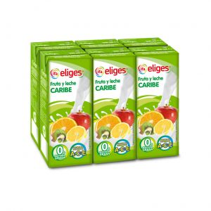Bebida fr/lech caribe ifa eliges p-6 20cl
