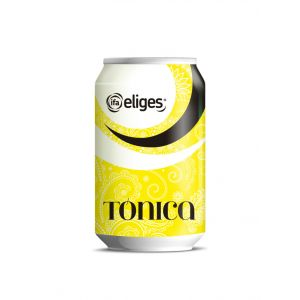 Tonica   ifa eliges lata 33cl