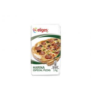 Harina especial para pizzas  ifa eliges bolsa 1k