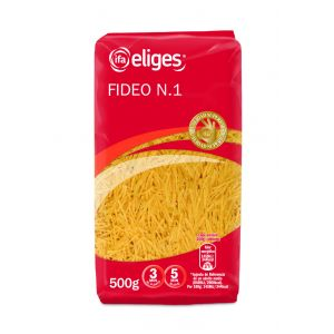 Pasta fideo mediano  ifa eliges 500g