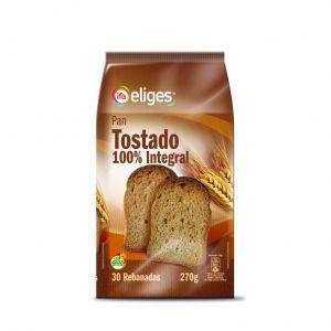 Pan  a la brasa integral ifa eliges  270g