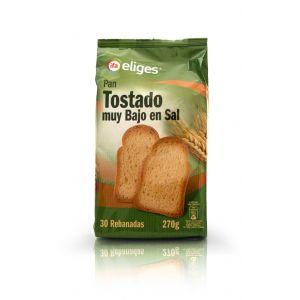 Pan a la brasa bajo sal ifa eliges  270g