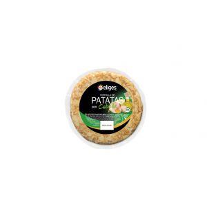 Tortilla de patatas ifa eliges 500g