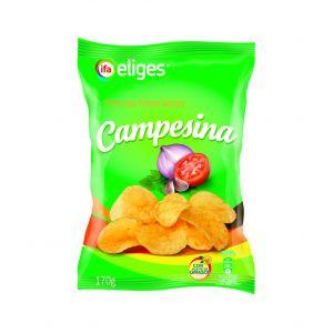 Patatas fritas  campersinas ifa eliges 170g