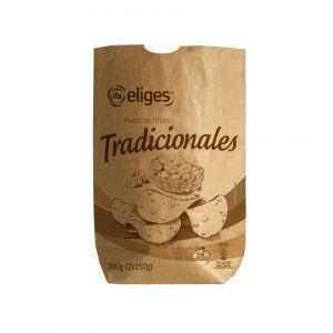 Patatas fritas tradicional ifa eliges p2x150g