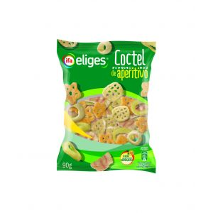 Aperitivo cocktail snack ifa eliges  90g