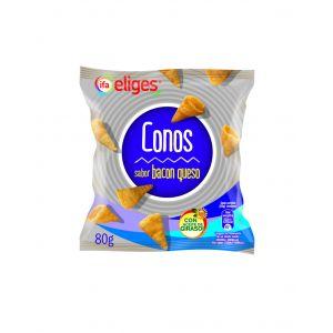 Aperitivo conos de maiz ifa eliges  80g