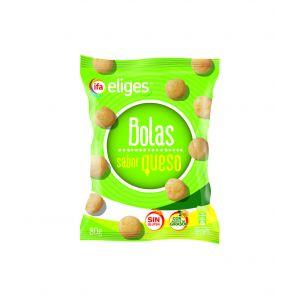 Aperitivo bolas de queso ifa eliges  80g