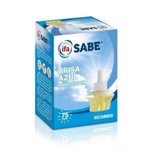 Ambientador electrico brisa azul ifa sabe recambio 25 ml
